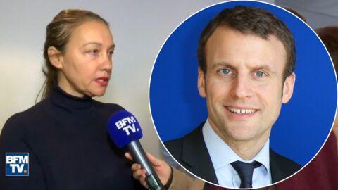 VIDEO Laurence Haïm révèle comment elle a rejoint le mouvement politique d'Emmanuel Macron