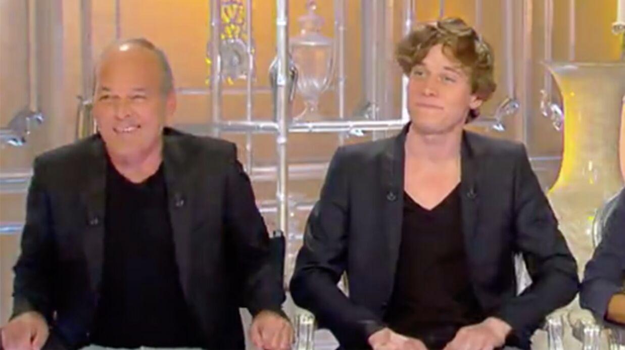Laurent Baffie: son fils invité sur le plateau de Salut Les Terriens affole Twitter