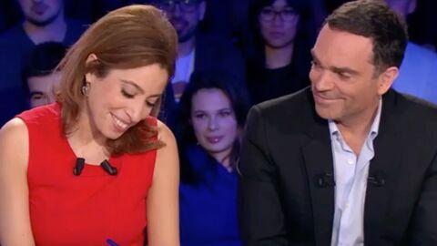 VIDEO Laurent Ruquier et Yann Moix se moquent gentiment de Léa Salamé