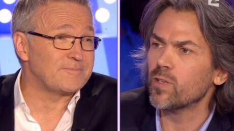 VIDEO Laurent Ruquier défend une invitée et recadre Aymeric Caron dans ONPC