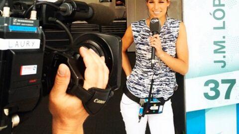 VIDEO Laury Thilleman humiliée en direct par un pilote qu'elle interviewait