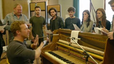 VIDEO Le casting de Game of Thrones chante pour la bonne cause