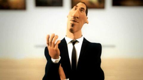 Zlatan fait son cinéma!