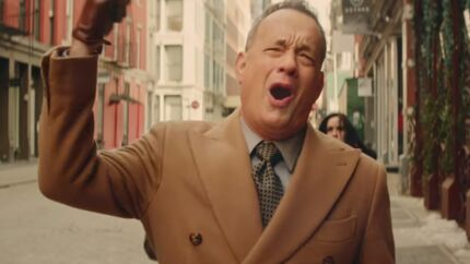 VIDEO Tom Hanks superstar du clip déjanté de Carly Rae Jepsen (Call me maybe)