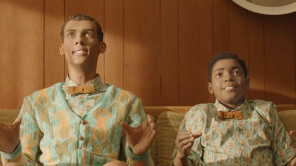 Stromae évoque son enfance sans père