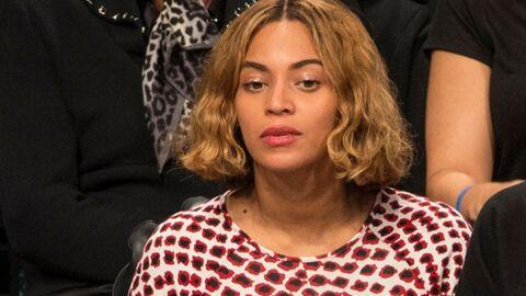 VIDEO L'étrange comportement de Beyoncé pendant un match de basketball