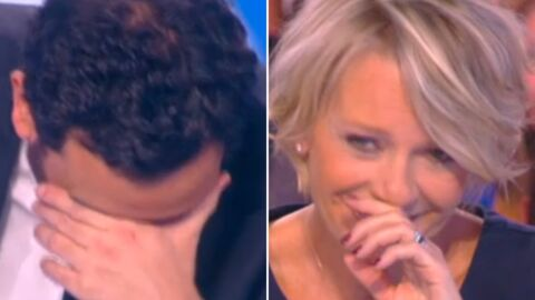 VIDEO Cyril Hanouna : fou rire avec le double sens grivois de son compliment à Sophie Davant