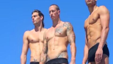 VIDEO Le making-of sexy du calendrier Idoles des bassins