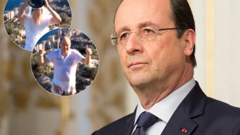 VIDEO Le prince Albert nomme François Hollande au Ice Bucket Challenge