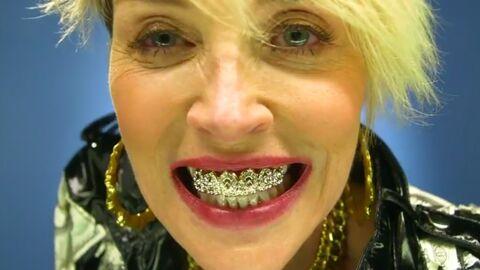 VIDEO Sharon Stone danse sur un rap à sa gloire et c'est très drôle