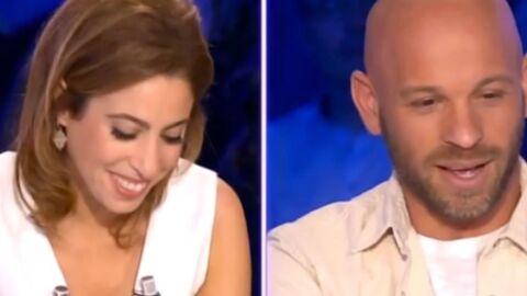 VIDEO Léa Salamé gaffe face à Franck Gastambide en l'interrogeant sur son père