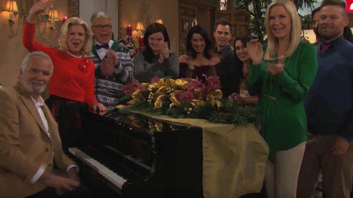 VIDEO Les acteurs d'Amour, gloire et beauté chantent en français le générique de la série