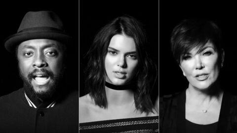 VIDEO Les Black Eyed Peas sortent un remake de Where is the Love? avec Kendall et Kris Jenner