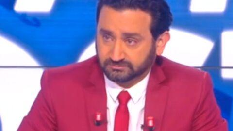 VIDEO Les larmes de Cyril Hanouna en annonçant la mort d'un de ses fans