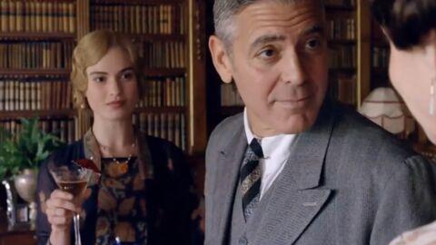 VIDEO Les premières images de George Clooney dans Downton Abbey