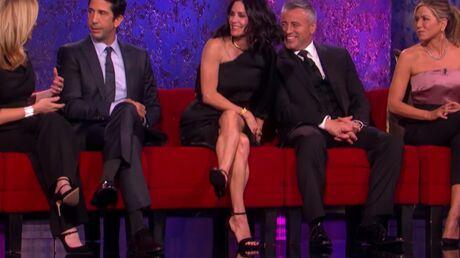 VIDEO Friends: les premières images des retrouvailles entre les comédiens
