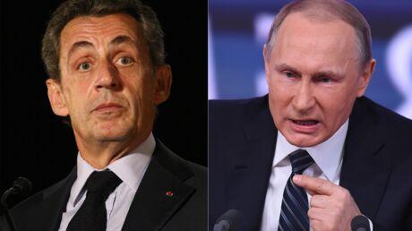 VIDEO Les violentes menaces de Vladimir Poutine à Nicolas Sarkozy lors du G8 en 2007