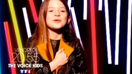 VIDEO The Voice Kids: une des petites chanteuses joue dans Nos chers voisins!