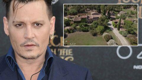 VIDEO Visitez le Plan de la Tour, l'énorme propriété varoise que Johnny Depp tente de vendre une fortune