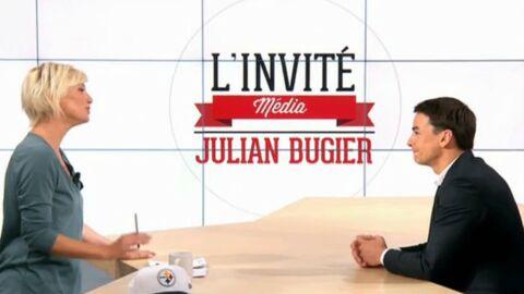 Julian Bugier refuse de montrer ses tatouages à Maïtena Biraben