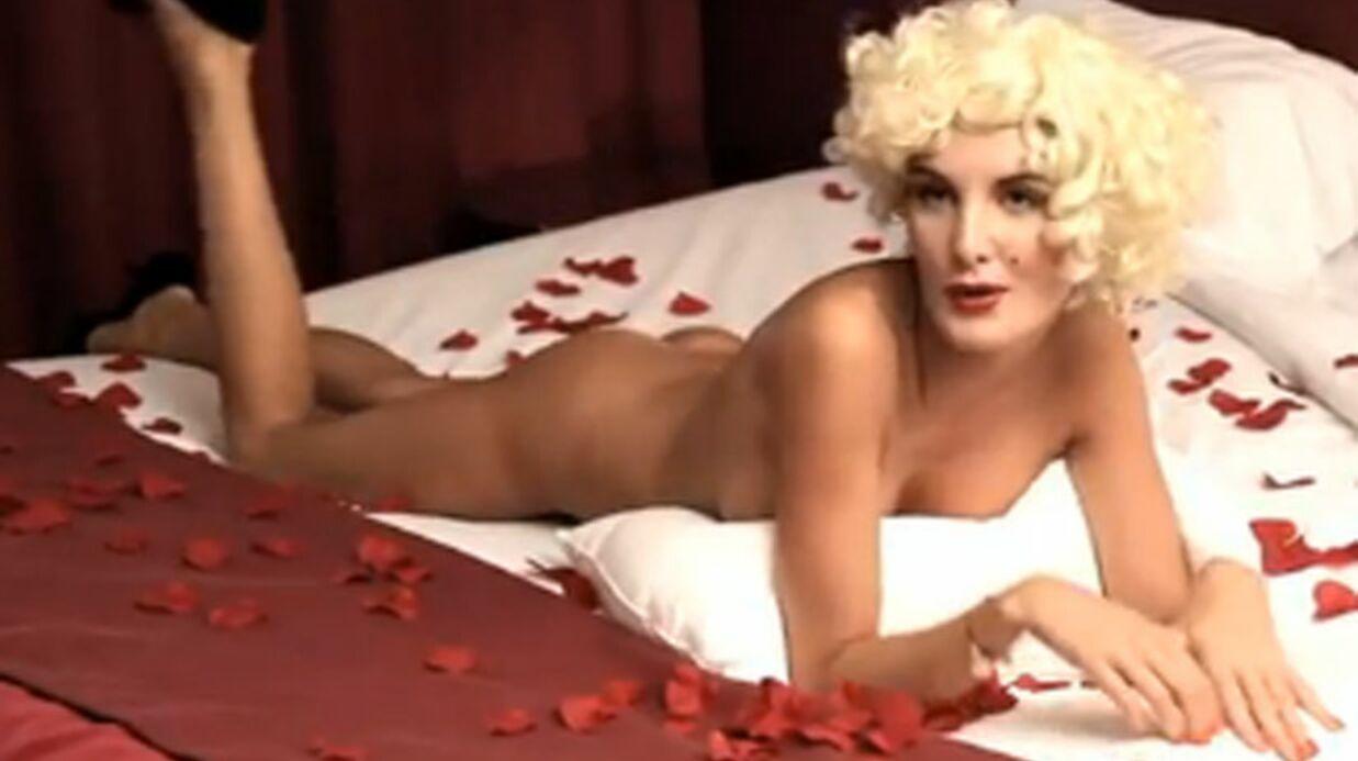 VIDEO Les Anges de la téléréalité: Marie toute nue!