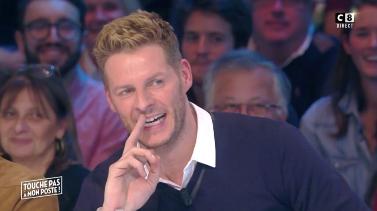 VIDEO Matthieu Delormeau dévoile son coup de coeur pour un présentateur de JT