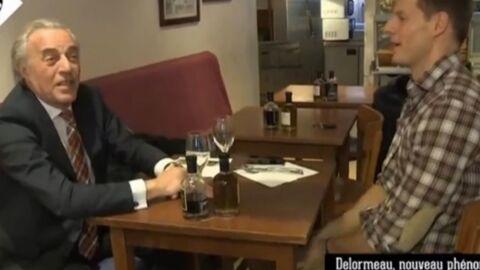 VIDEO Matthieu Delormeau: son père, avocat d'affaires, est très fier de lui