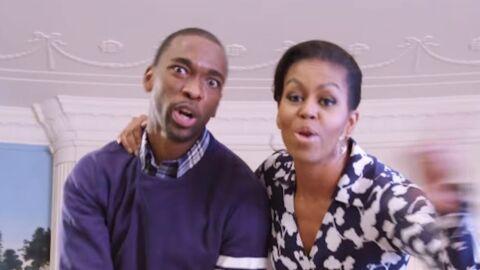 VIDEO Michelle Obama se lance dans le rap pour inciter les jeunes à entrer à l'université