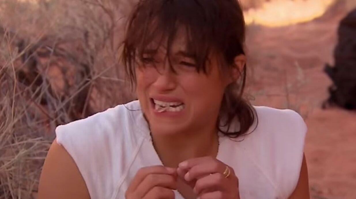 VIDEO Michelle Rodriguez mange une souris bouillie dans son urine pour un show TV