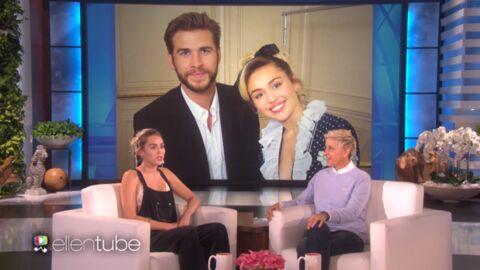 VIDEO Miley Cyrus n'aime pas trop la bague de fiançailles que lui a offerte Liam Hemsworth