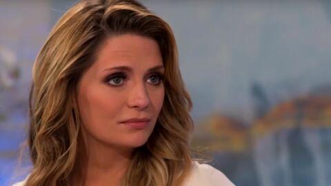 Émue aux larmes, Mischa Barton (Newport Beach) raconte comment son ex l'a trahie pour sa sextape