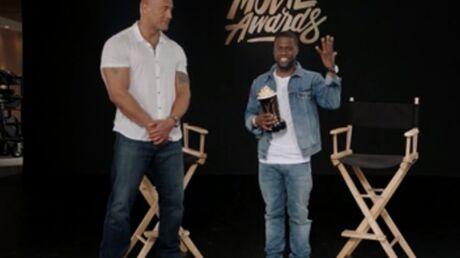 MTV Movie Awards 2016: Dwayne Johnson et Kevin Hart prêts pour animer la cérémonie!