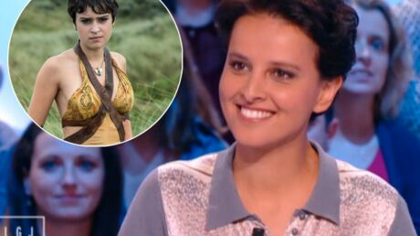 VIDEO Najat Vallaud-Belkacem découvre son sosie sexy dans Game of Thrones
