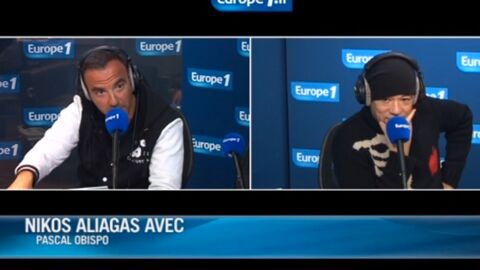 VIDEO Nikos Aliagas : grosse gaffe en direct à la radio
