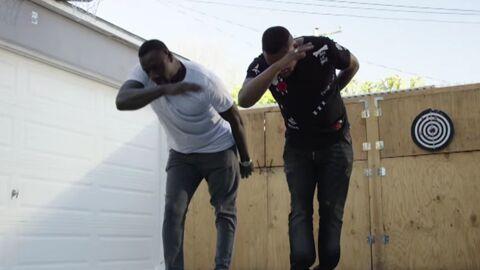 VIDEO Omar Sy irrésistible, danse et fait le show dans le nouveau clip de Mokobé