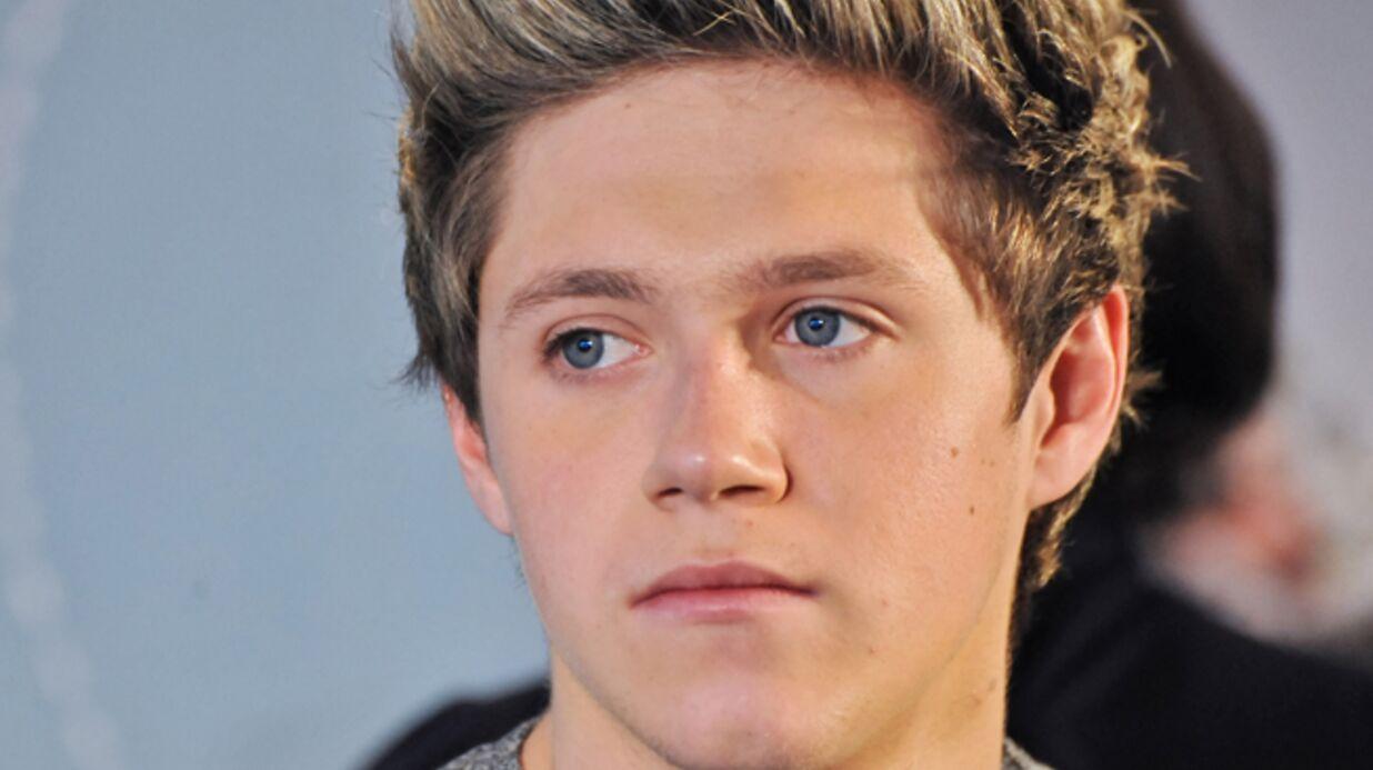 VIDEO One Direction: Niall Horan se fait mal et se tape la honte