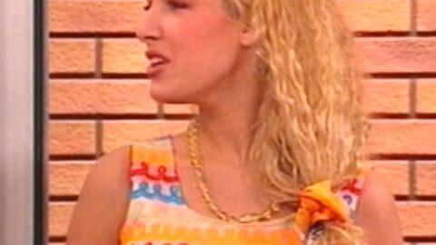 VIDEO Ophélie Winter: ses débuts à la télé dans Salut les Musclés!