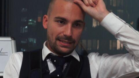 Bertrand Chameroy explique pourquoi il s'est rasé le crâne