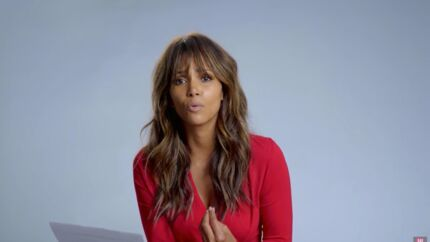 VIDEO Quand Halle Berry reprend du Britney Spears en mode dramatique, c'est hilarant