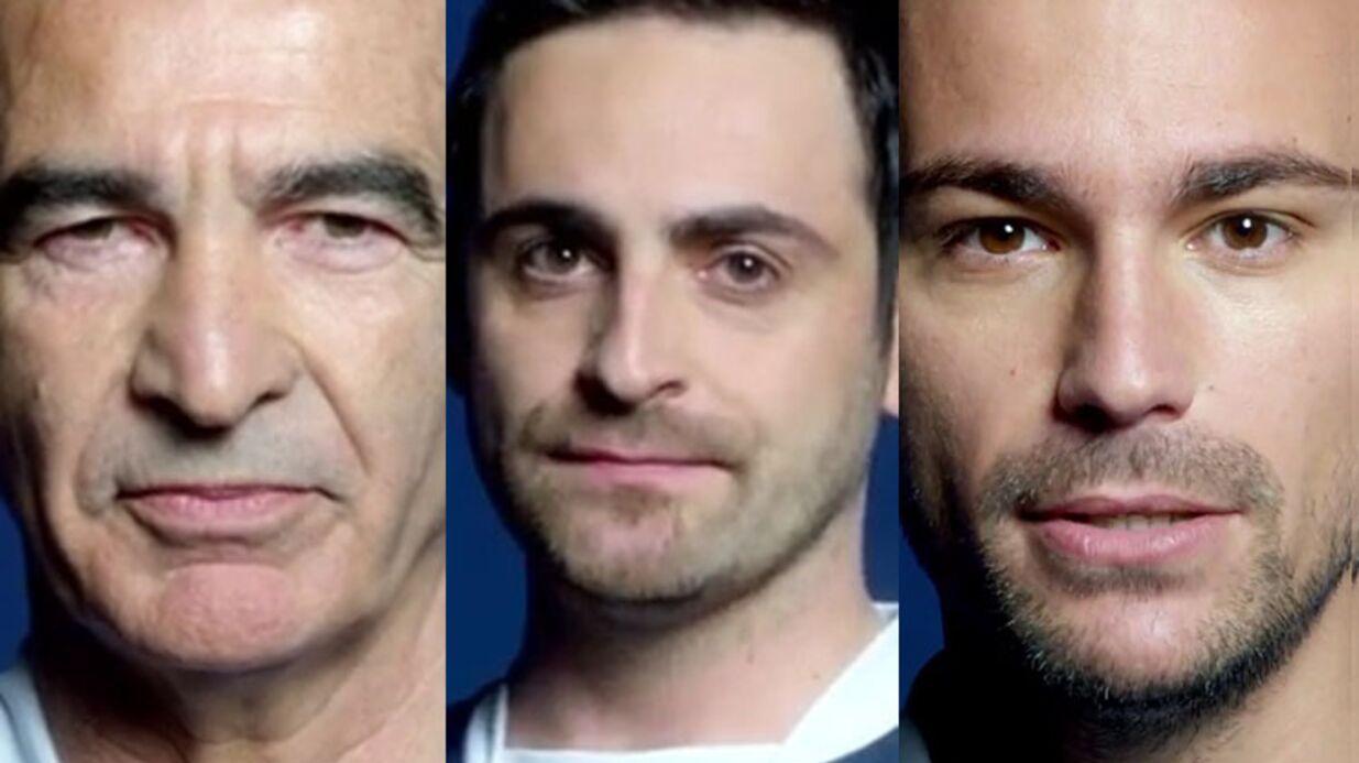 VIDEO Camille Combal, Bertrand Chameroy, Estelle Denis, Raymond Domenech… en campagne contre les bleus