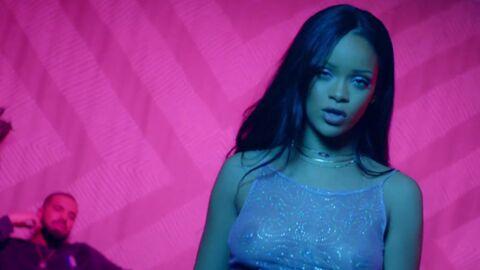 VIDEO Rihanna dévoile deux clips pour Work et le deuxième est encore plus chaud
