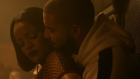 VIDEO Rihanna twerke pour Drake dans son nouveau clip