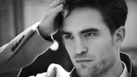 VIDEO Robert Pattinson tout en sensualité dans la dernière pub Dior Homme