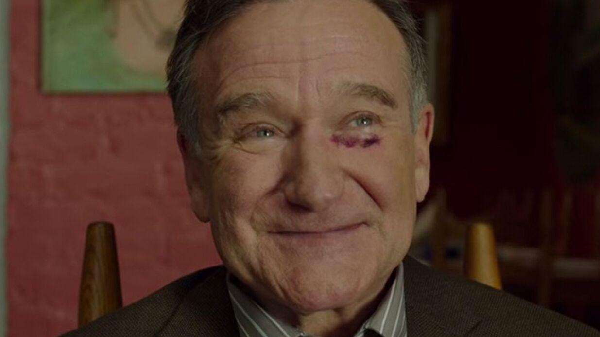 VIDEO Robin Williams: Découvrez la bande-annonce de son dernier film