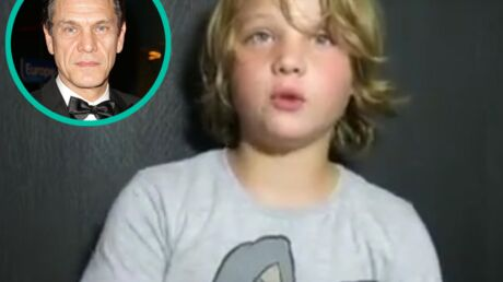 VIDEO Marc Lavoine : son fils Roman se lance sur YouTube