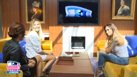 VIDEO Secret Story 10: Emilie Nef Naf, Marie Garet et Anaïs Camizuli font leur grand retour