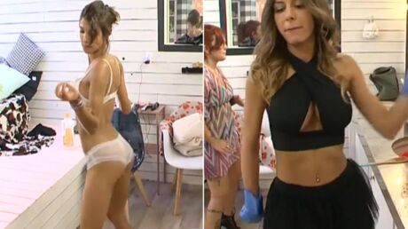 VIDEO Secret Story 10 : Mélanie en lingerie, Sarah super hot pour le sexy ménage