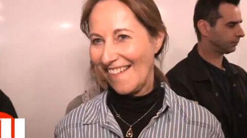 La réaction drôle de Ségolène Royal à l'analyse de Bernard Minet sur son échec à la présidentielle de 2007