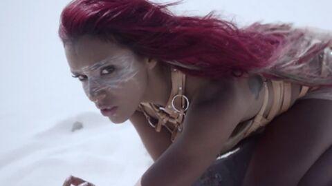 VIDEO Shy'm sensuelle et guerrière dans La malice, son dernier clip