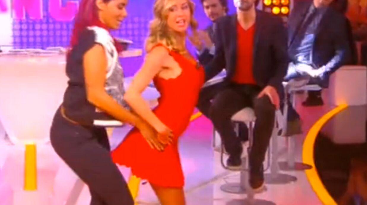 VIDEO La danse torride de Shy'm et Enora Malagré